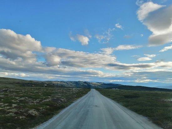 מזרח נורבגיה, נורווגיה: Parco Rondane