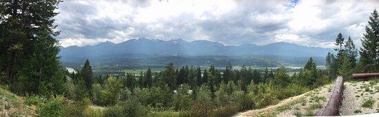 amazing scenic views