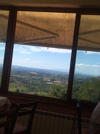 Lucardo, Italie : La vista dall'interno