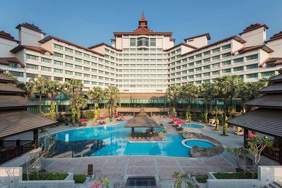โรงแรมเซโดนา ย่างกุ้ง