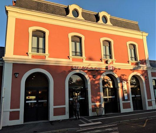 Gare d'Albi-Ville