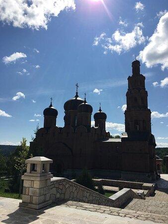 Usa-Stepanovka, Ryssland: Успенский собор