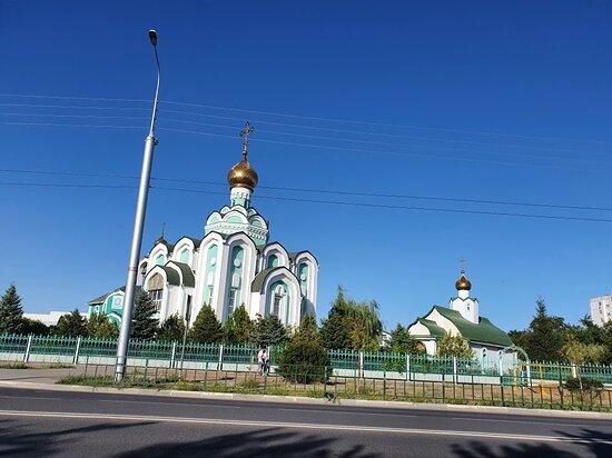 Temple Seraphim of Sarov