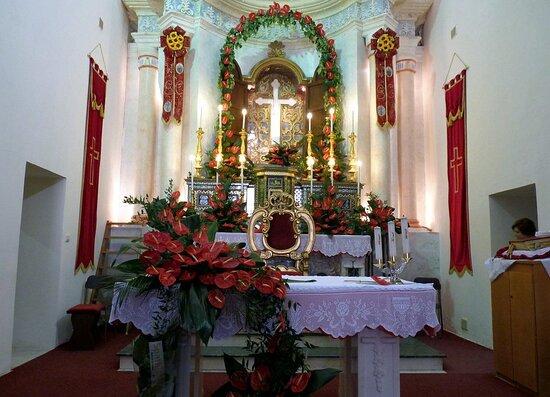 Chiesa Del Signore Dell'olmo