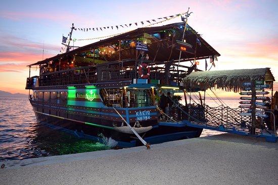 Klio Cruise Bar