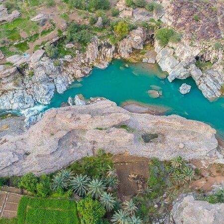 Ar Rustaq, Oman: وادي الحوقين .. سلطنه عمان 🇴🇲