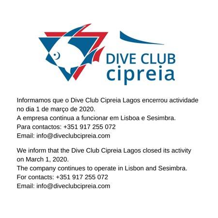 Dive Club Cipreia