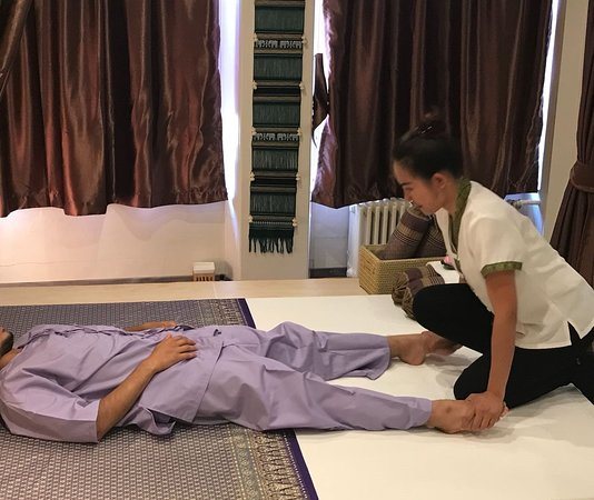 Ruean Suvarn - Thai Massage & Therapie