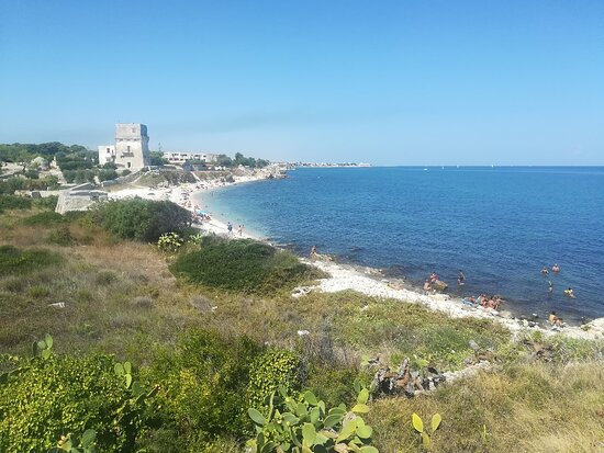 Spiaggia La Torretta