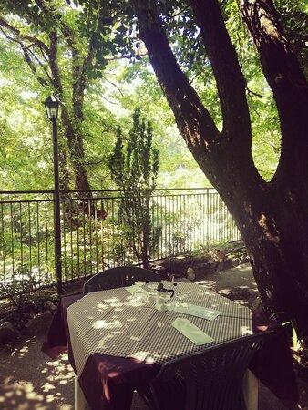 Angolino in terrazza