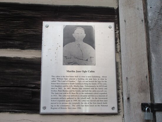 Get historic information from the plaque here