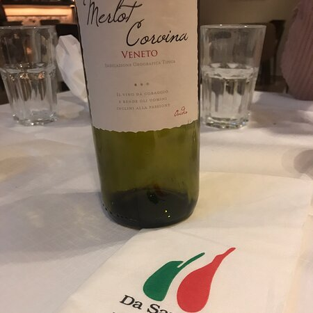 Excellent authentic Italian cuisine