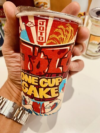 One Cup Sake - Grab and Go - Ice Cold.