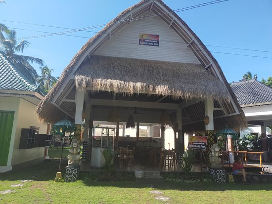 Melaya, Indonesia: Restaurant