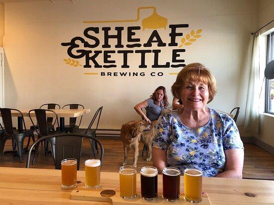 Eaton, CO: Sheaf & Kettle