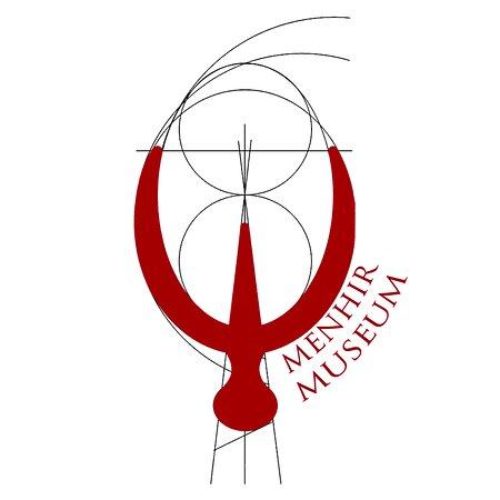 Laconi, Ιταλία: Logo del Menhir Museum
