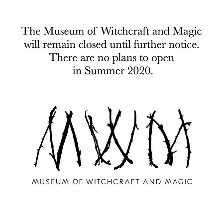 The Museum of Witchcraft and Magic