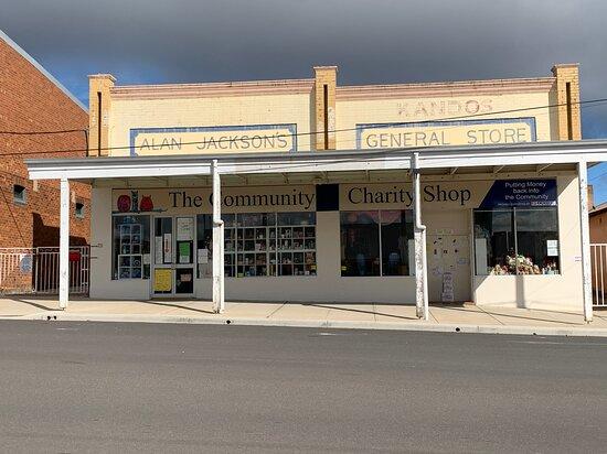 The Community Charity Shop