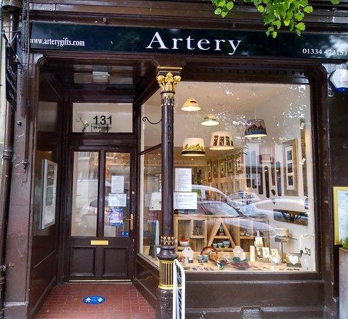 Artery St Andrews