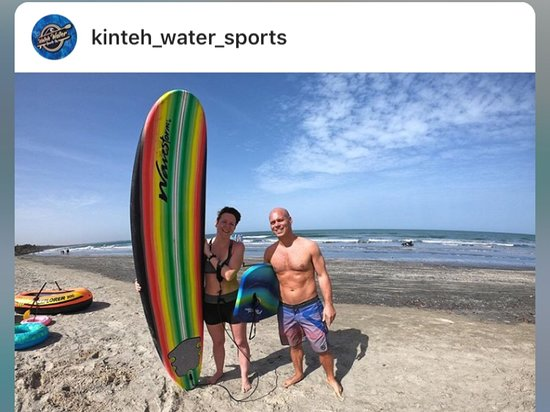 New Water Sport Activities in Lamin Lodge and Beaches (Kayaks, Stand Up Paddle boards, Pedal Boats,inflatables, surfboards, Body