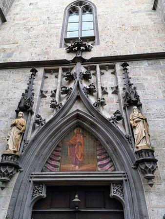 Sehr schöne Kirche