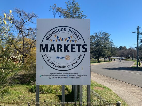 Glenbrook Rotary Farmers Markets