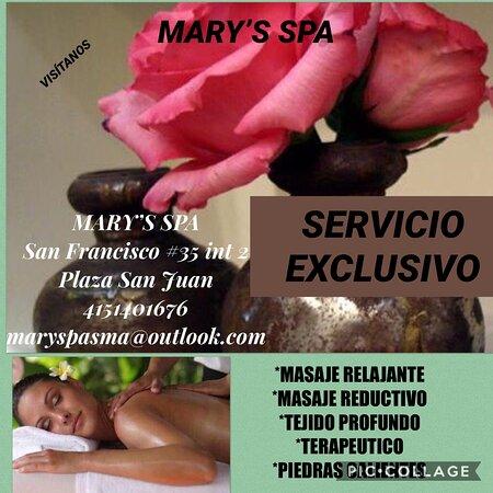 Mary's Spa