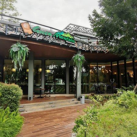 Pak Chong District, ไทย: Restaurant