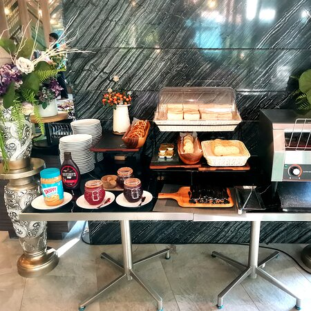 Pak Chong District, ไทย: Breakfast