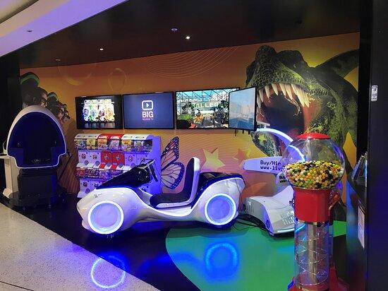 9D Action Cinemas-Darling Harbour