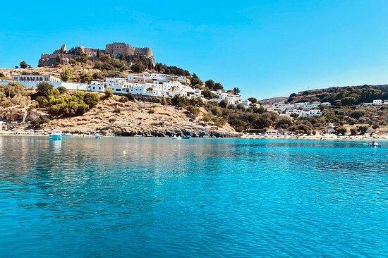 Faliraki To Lindos By Boat