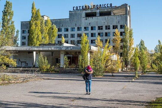 1-day Chernobyl Tour including...