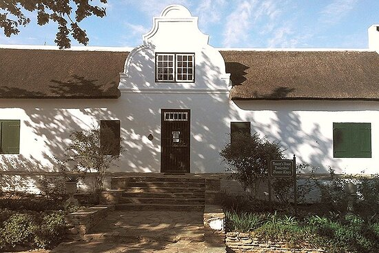 Cape Winelands - Full Day Private Tour