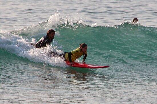 Cours de surf privés à Vila do Conde