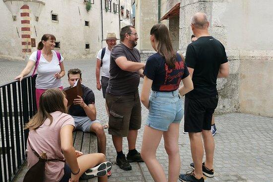 Škofja Loka Escape Town Outdoor Game