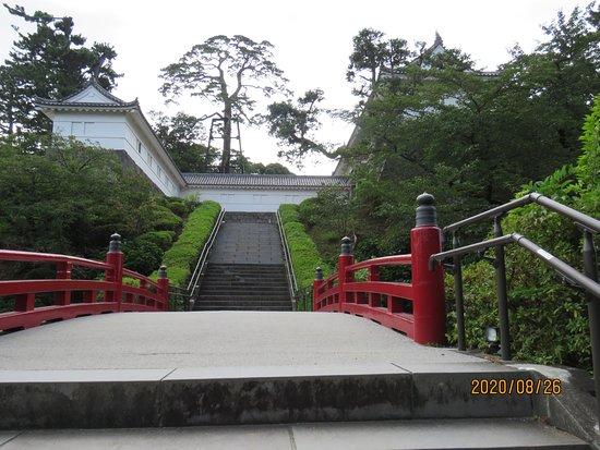 Odawara Castle Hommaru Omatsu