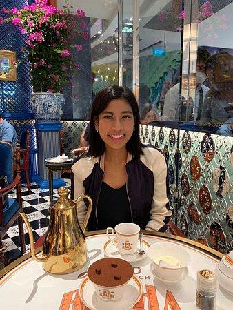 Gorgeous Interior Picture Of Bacha Coffee Singapore Tripadvisor