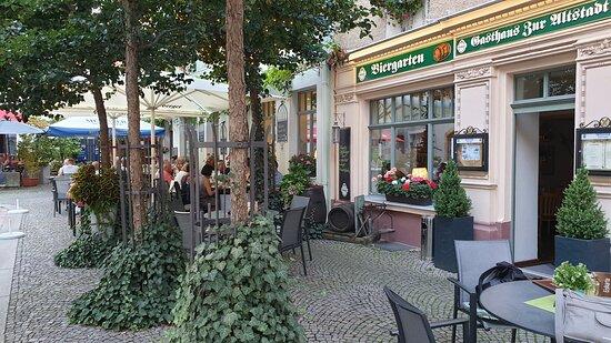 Aperol Spritz - Picture of Gasthaus Zur Altstadt, Meissen ...