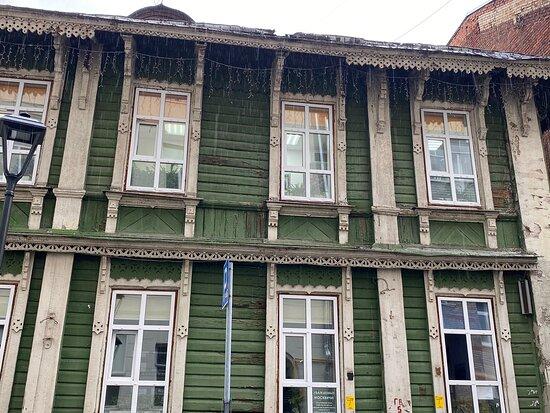 Hospital Building of Myasnitskiy Branch of Chernorabochey Hospital