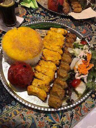 Authentisches persisches Essen!
