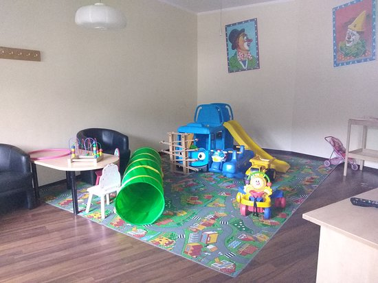 pokój zabaw