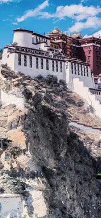 Il tetto del mondo..... Benvenuti in tibet.... Solo per pochi...