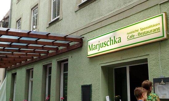 Delitzsch, Tyskland: Restaurant