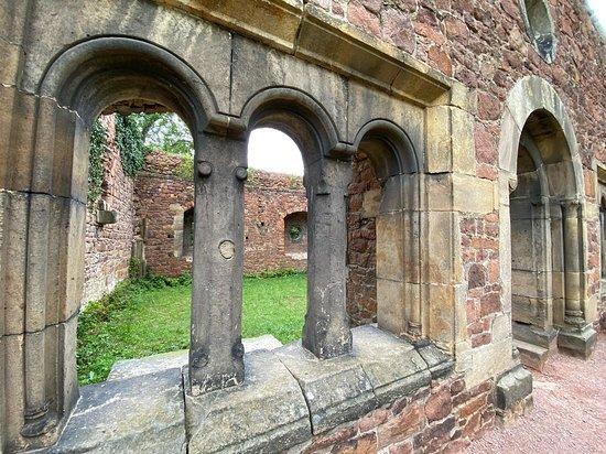 Klosterruine Heilig Kreuz