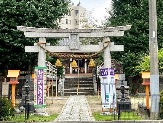 Maebashi Hachimangu
