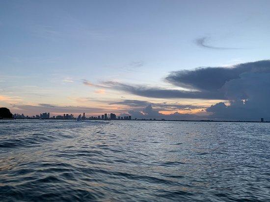 Excursão de speedboat por Miami Foto