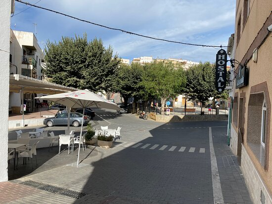 Uleila del Campo, Španielsko: Exterior