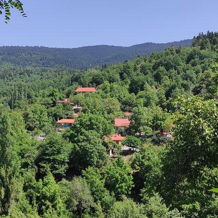 Evrytania Region, Görögország: Χοχλια Ευρυτανίας 940 υψόμετρο.. Ένας παράδεισος...