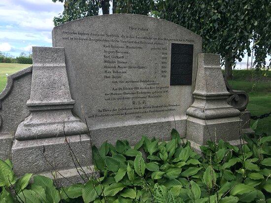Fredrikstad Municipality, Norveška: Memorial