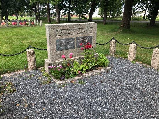 Fredrikstad Municipality, Norveška: Soviet Grave
